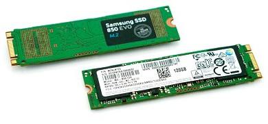 Dysk SSD Samsung do 256 GB