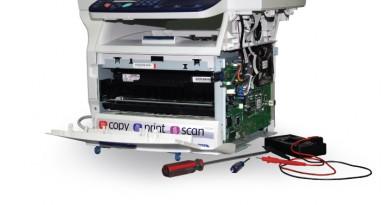 Serwis drukarek – zgaś biurowy pożar z pomocą profesjonalistów