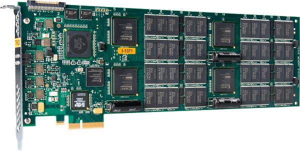Dysk SSD pod gniazdo PCI-E - karta o podwójnej szerokości